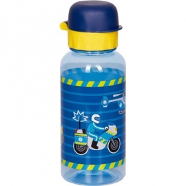 Die Spiegelburg - Kleine Freunde - Trinkflasche Polizei, ca. 0,4l