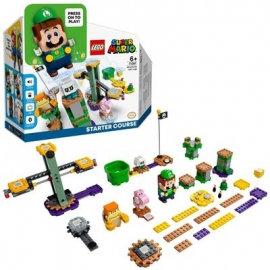 LEGO® Super Mario 71387 - Abenteuer mit Luigi - Starterset