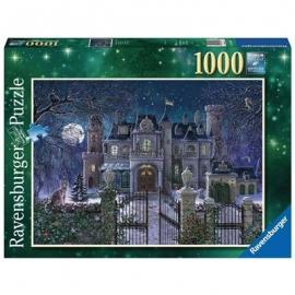 Ravensburger Spiel - Die Weihnachtsvilla, 1000 Teile