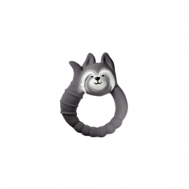 Beissring Waschbär grau