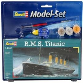 Revell - Model Set R.M.S. Titanic