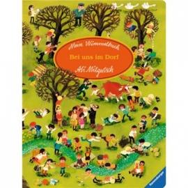 Ravensburger Buch - Mein Wimmelbuch: Bei uns im Dorf
