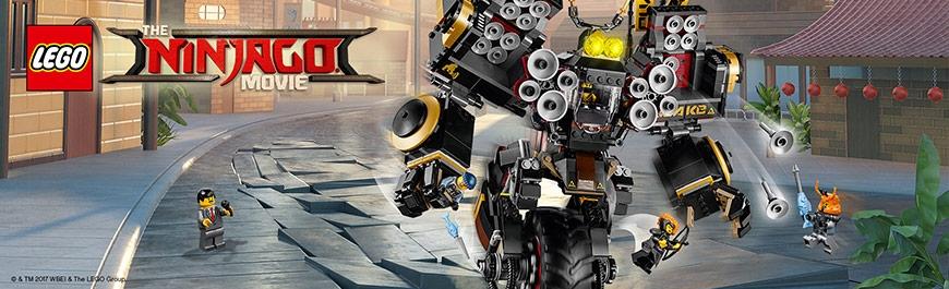 LEGO® THE LEGO® NINJAGO® MOVIE™