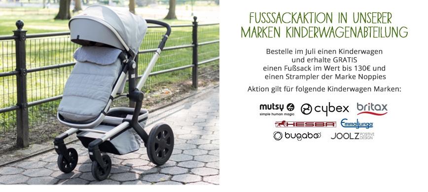 Fußsack Kinderwagen